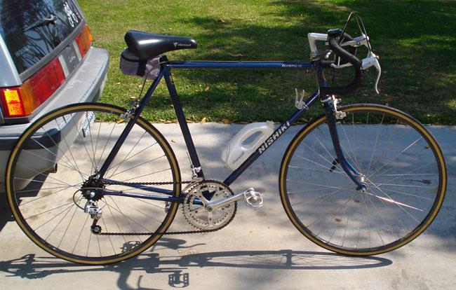 Nishiki Olympic 12 Road Bike Bike Forums